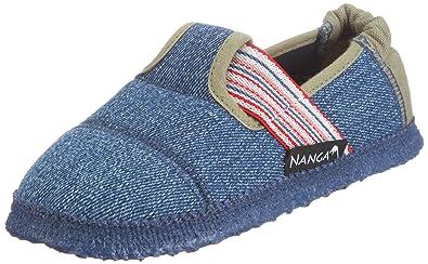 7c6580bab97 Nanga Levis Slippers Boys Blue Blau (jeans khaki 30) Size  24 ...