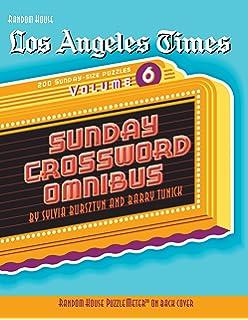 Los Angeles Times Sunday Crossword Omnibus Volume 7 The Los
