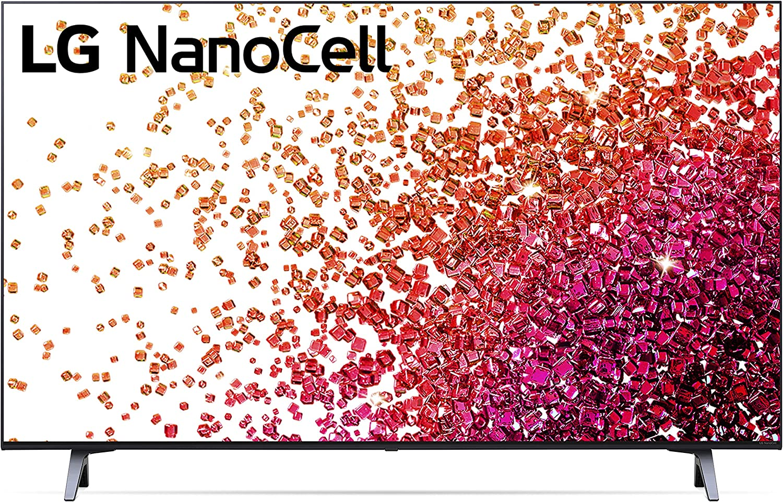 LG 43NANO75UPA Alexa Built-in NanoCell 75 Series 43