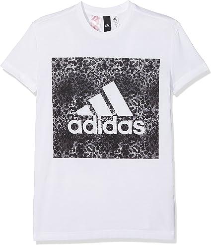 tee shirt adidas noir fille