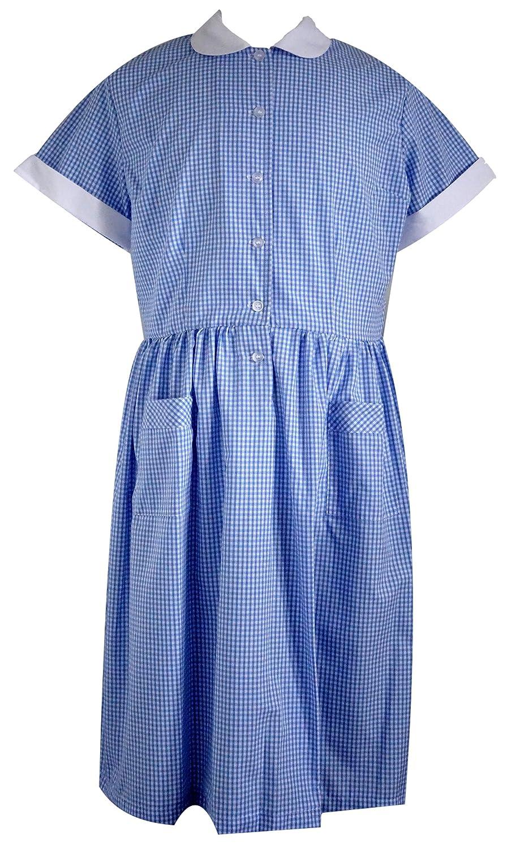 Traditional Girls / Ladies School Uniform Summer Dress By Albert Prendergast