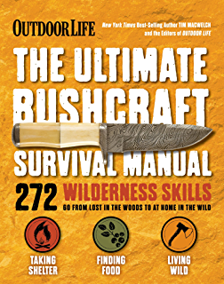 Amazon the emergency survival manual 294 life saving skills the ultimate bushcraft survival manual fandeluxe Images