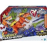 Hero Mashers - B1198eu40 - Figurine Cinéma - Jurassic World - T-rex