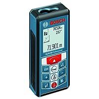 Bosch Professional Télémètre laser GLM 80  avec sac de transport et chargeur 0601072300