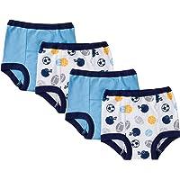 Gerber Little Boys' 4 Pack Training Pant