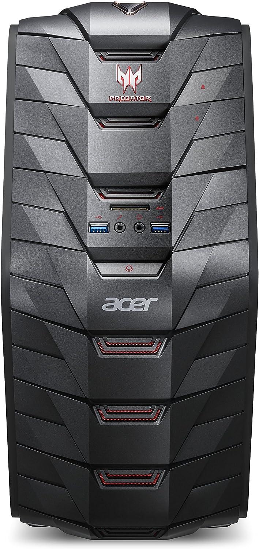 Acer Predator G3-710 3.6GHz i7-7700 Negro PC - Ordenador de ...