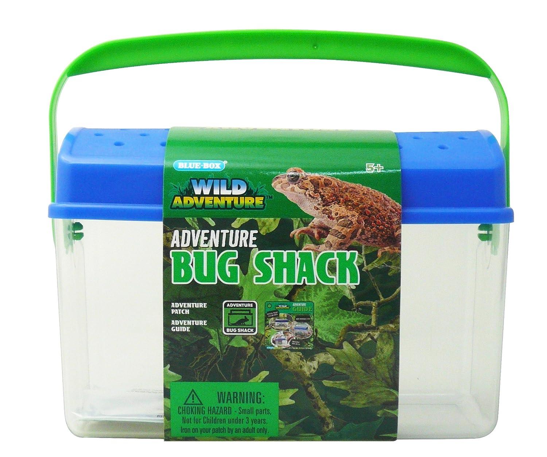 amazon com wild adventure bug shack set toys u0026 games