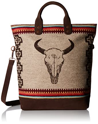cffcf508218b Amazon.com  Pendleton Women s Long Tote