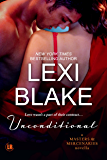 Unconditional: A Masters and Mercenaries Novella
