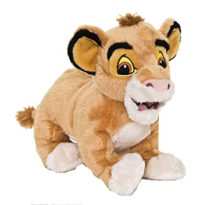"Disney The Lion King Simba Soft Toy Of 9.84 """