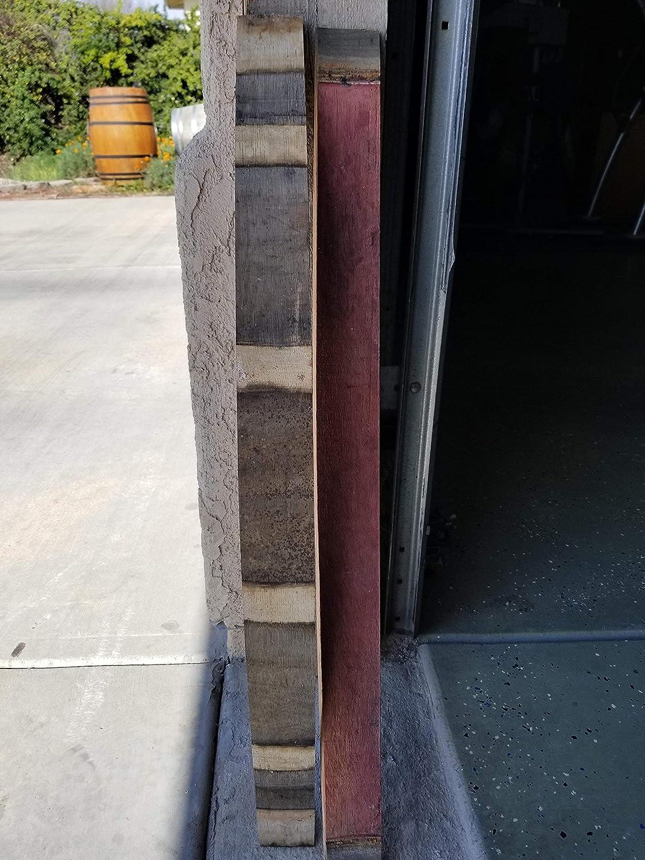 Amazoncom Authentic Used Wine Barrel Stave Free Shipping Handmade