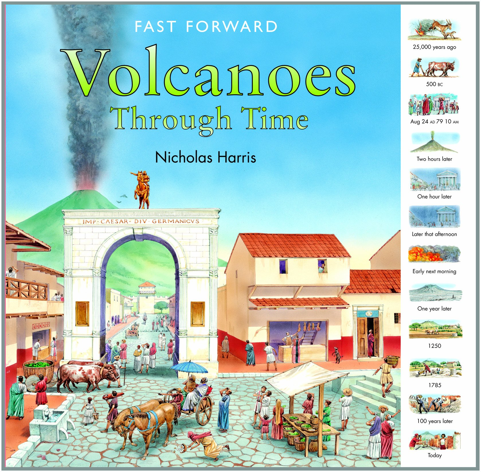 Volcanoes Through Time (Fast Forward) ebook
