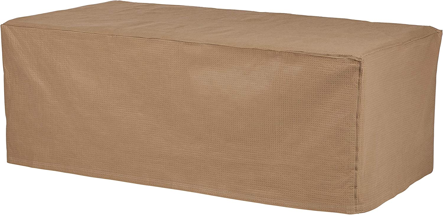 Duck Covers Essential 47 Rectangular Coffee Table Cover