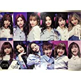 IZ*ONE IZONE アイズワン グッズ / A3 ポスター 12枚 + ステッカー シール 1枚セット - A3 Size Poster 12sheets + Sticker 1sheet [TradePlace K-POP 韓国製]