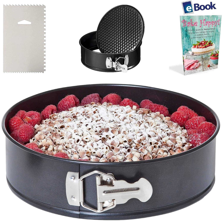 10a0a6d806 PREMIUM Springform Pan - Leakproof - Non-Stick - BEST Bundle - Fits Instant  Pot Pressure Cooker 5
