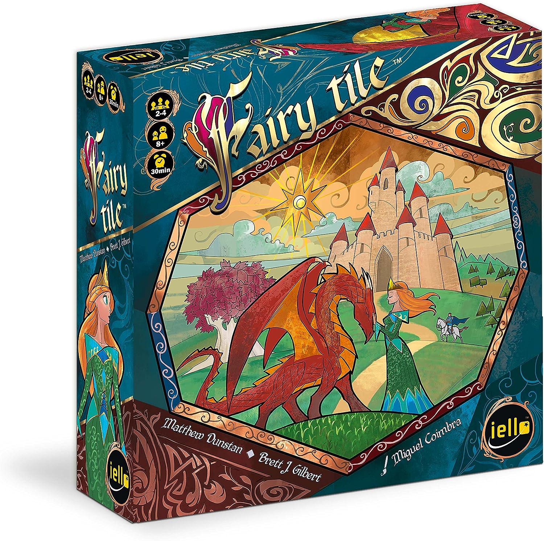 iello 514838 Fairy Tile - Lámpara de Mesa: Dunstan, Matthew, Gilbert, Brett J.: Amazon.es: Juguetes y juegos