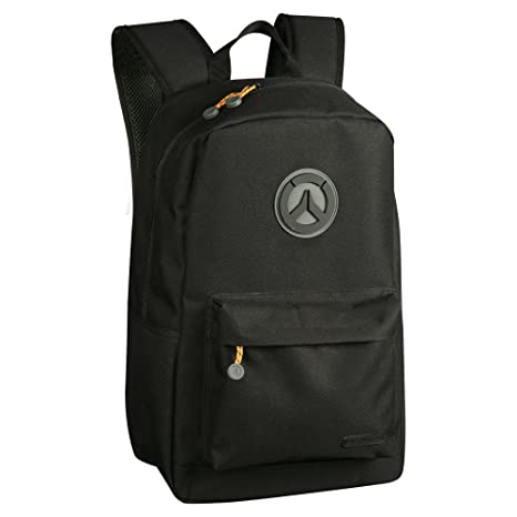 6ff8768faa7b Amazon.com  JINX Overwatch Blackout Backpack (Black