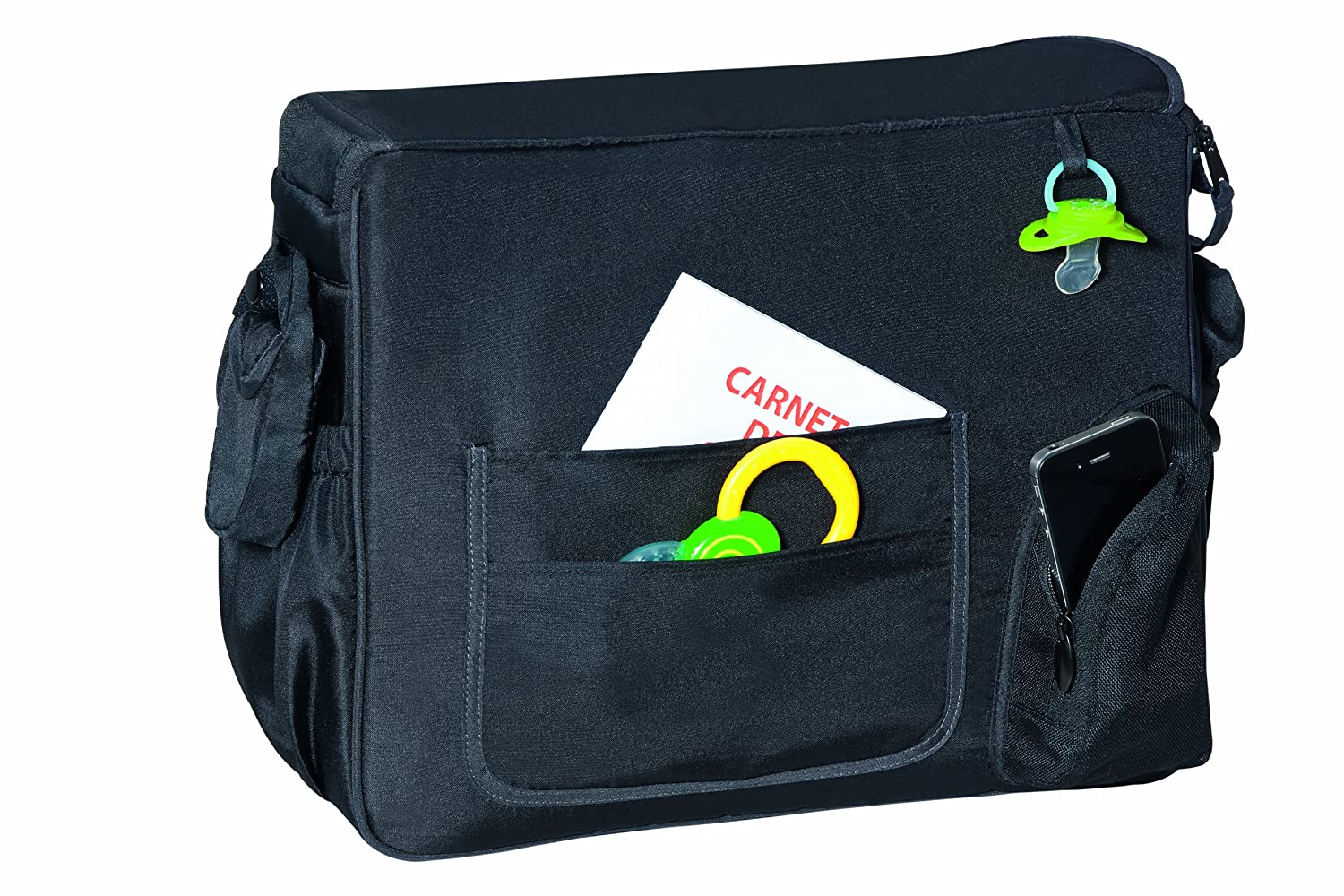 Safety 1st Mods Bag - Bolso cambiador, color negro