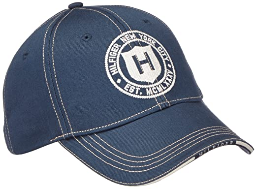 Tommy Hilfiger Charly Cap, Gorra para Hombre, Azul (Insignia Blue ...