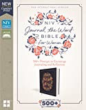 NIV, Journal the Word Bible for Women, Cloth over