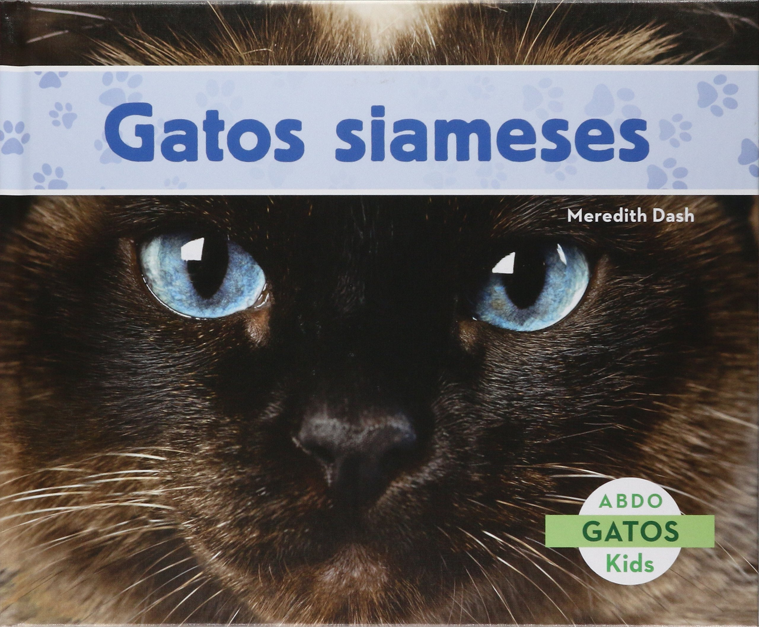 Gatos siameses (Gatos / Cats) (Spanish Edition) (Spanish) Library Binding – September 1, 2014