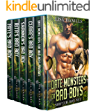 Date Monsters for Bad Boys Shifter Box Set