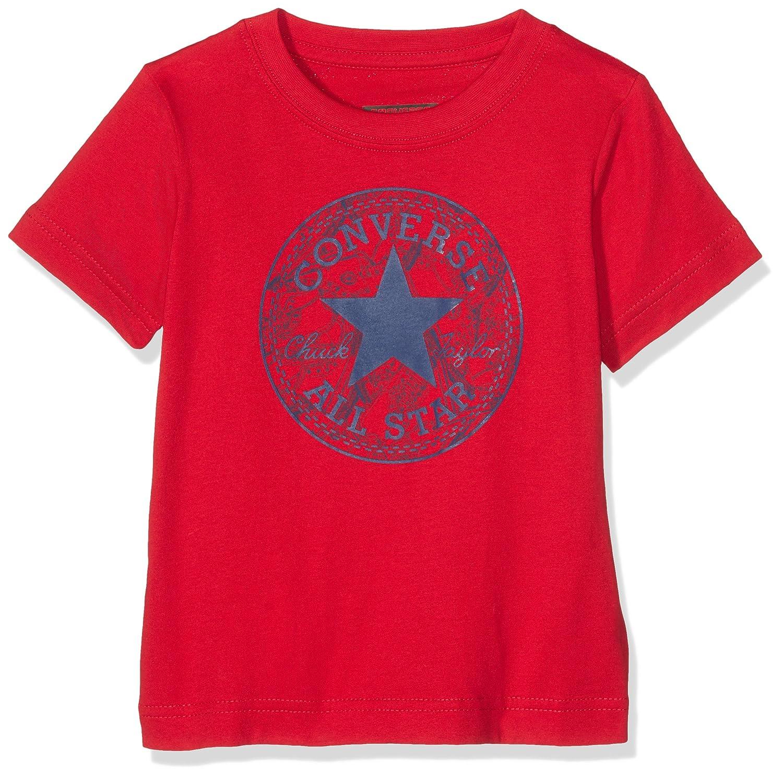 Converse Boy's Seasonal Chuck Fill Tee T-Shirt