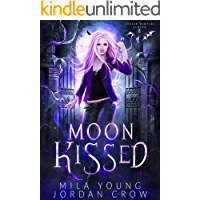 Moon Kissed: Paranormal Demon Romance (Chosen Vampire Slayer Book 2)