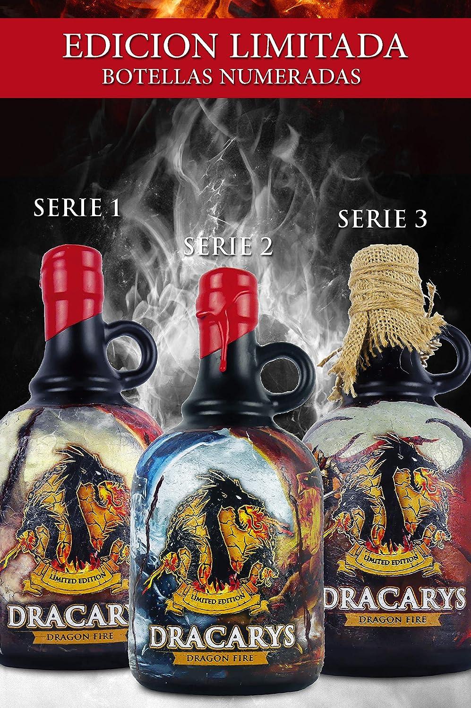 Dracarys Edición Limitada- Serie 2- Botellas Numeradas
