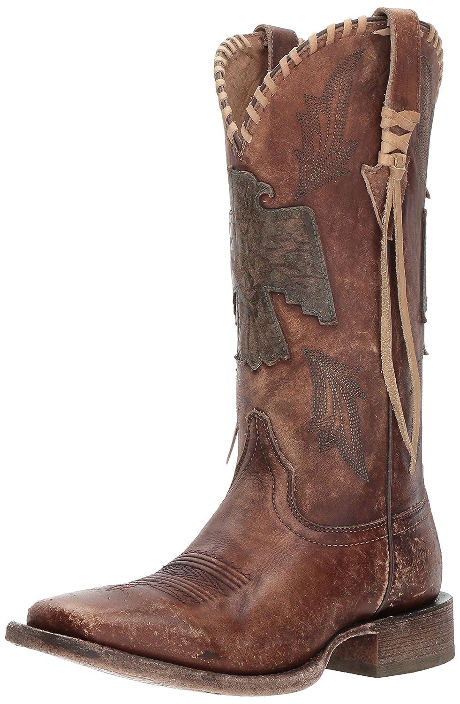 Ariat Women's Thunderbird Thrill Western Boot B076MG2KKF 7 M US|Naturally Distressed Brown