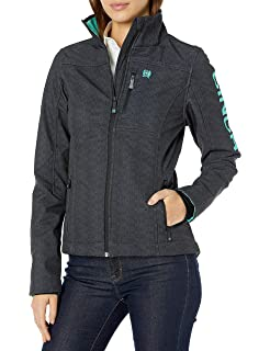 Cinch Apparel Womens Heavyweight Quilted Down Jacket