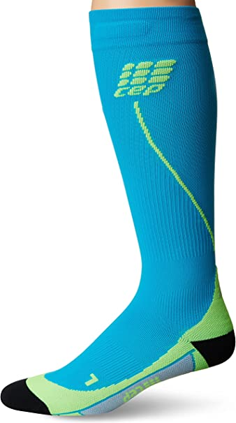 Warme Laufsocken mit Kompression CEP Winter Run Socks f/ür Herren