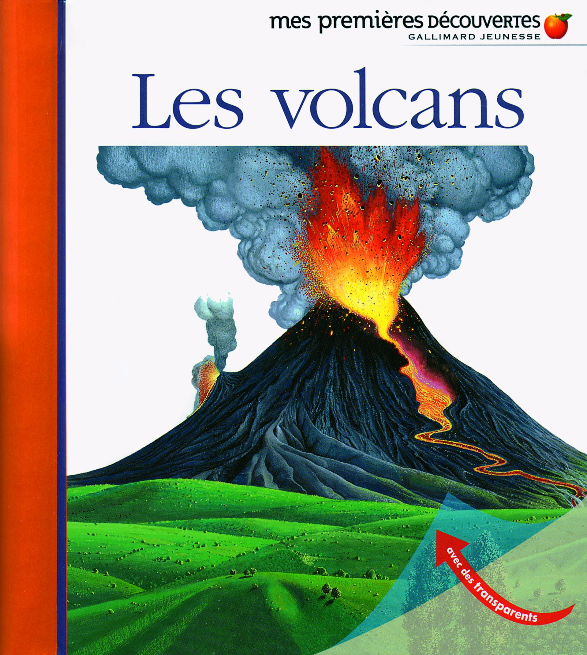 Wulkany - nagłówek - Francuski przy kawie