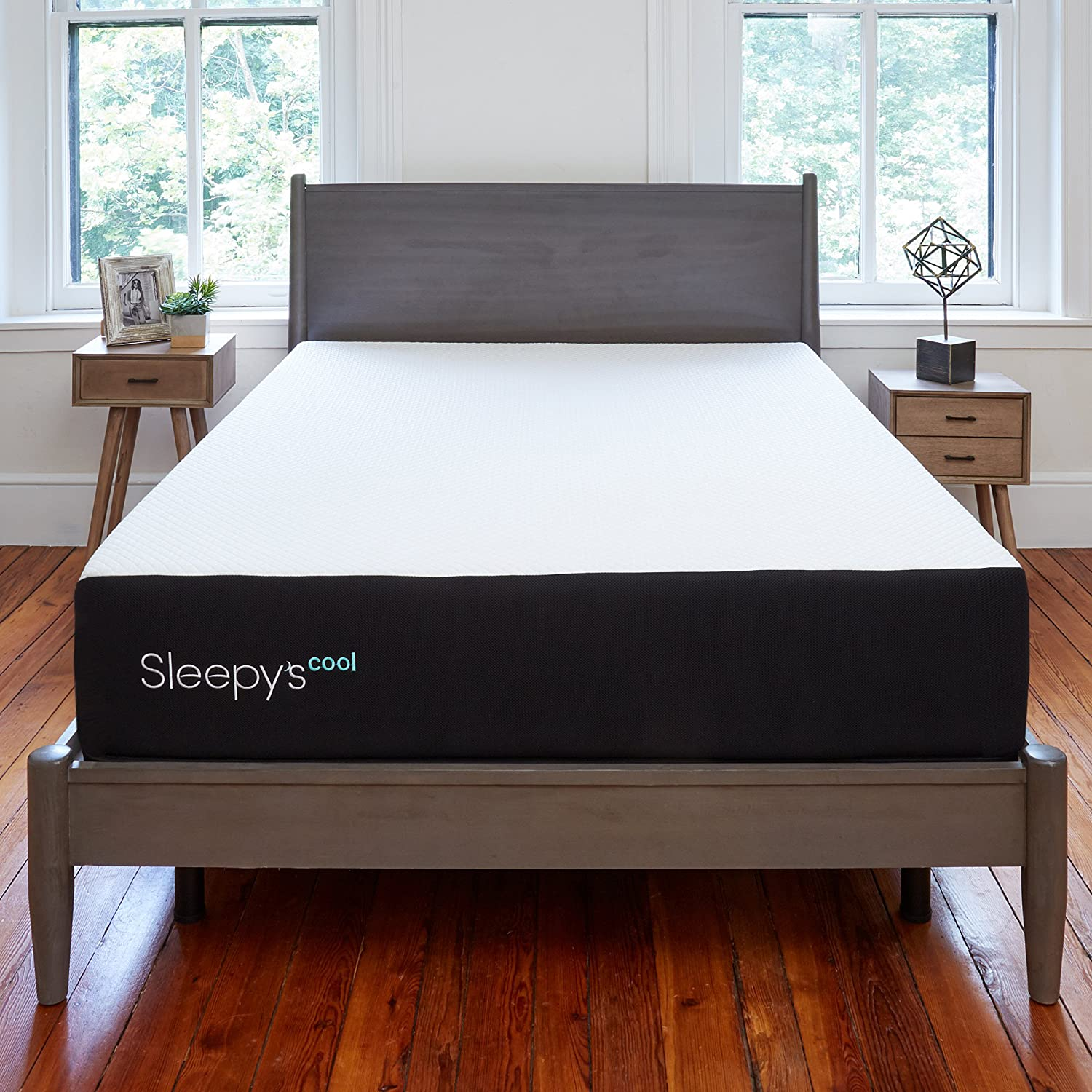 amazon com sleepy s cool plush mattress queen size kitchen dining