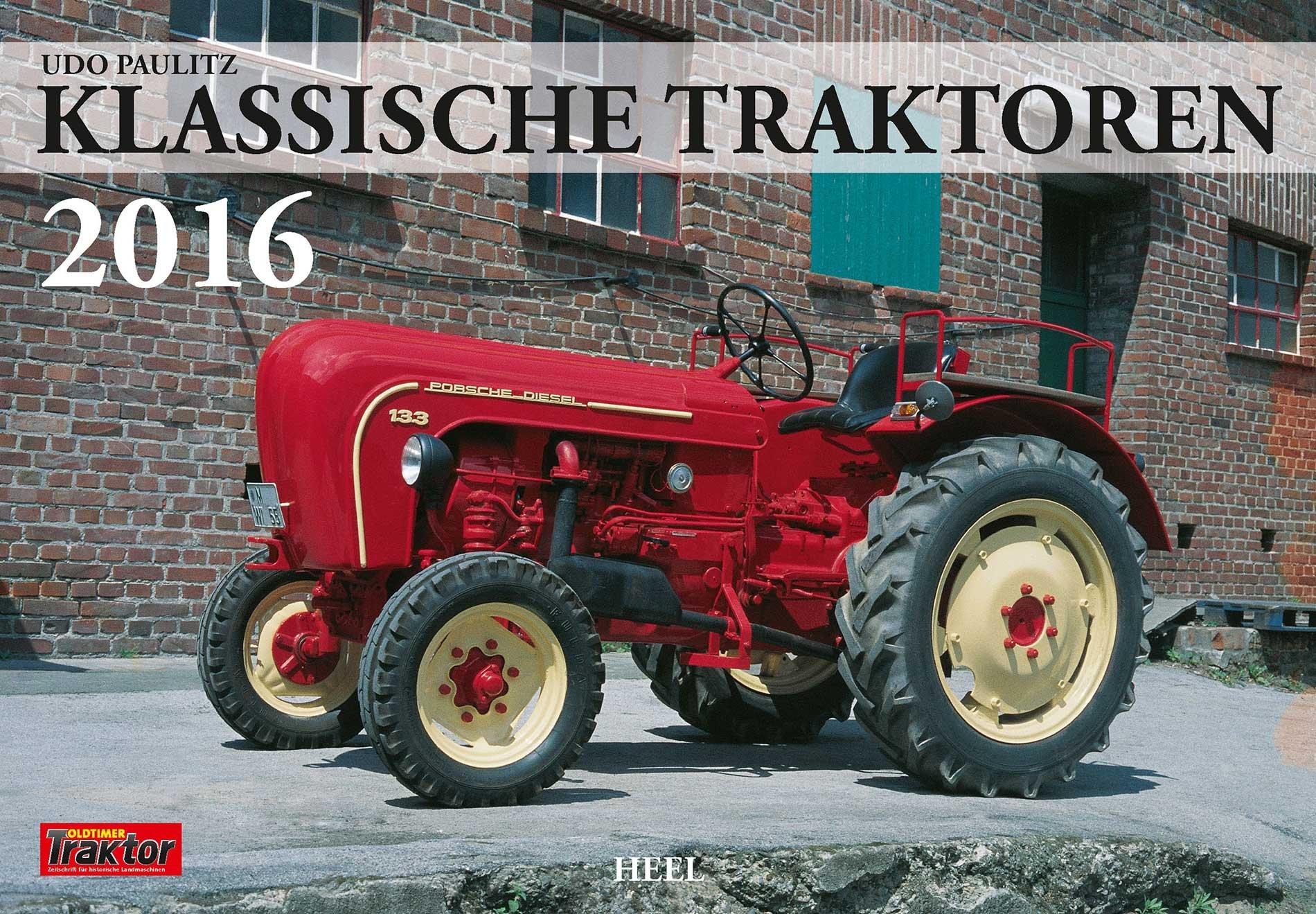 Klassische Traktoren 2016