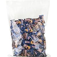 阿尔卑斯巧克溢夹心太妃糖醇香咖啡味散糖袋装1000g
