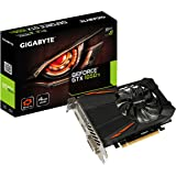 Gigabyte Geforce GTX 1050 Ti 4GB GDDR5 128 Bit PCI-E Graphic Card (GV-N105TD5-4GD)
