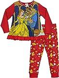 Disney Princess - Ensemble De Pyjamas - La Belle et la Bête - Fille
