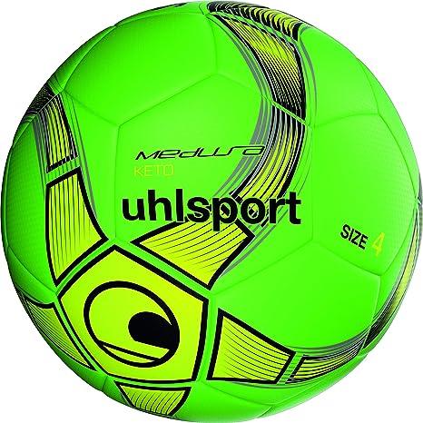 uhlsport Medusa Keto Balón de futsal tamaño 4: Amazon.es: Deportes ...