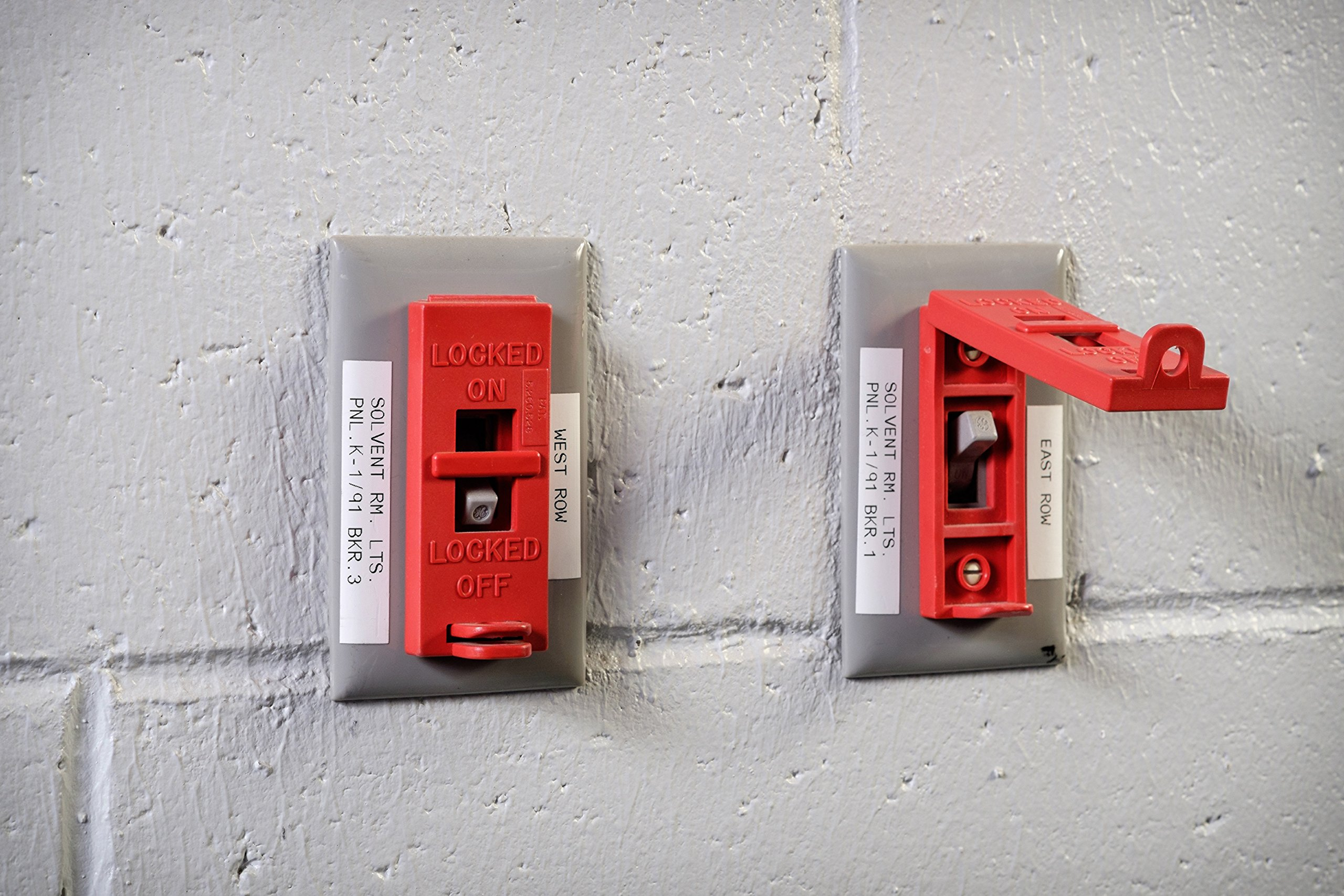 Brady 95548 Portable Lockout Kit, Fill, Electrical, Pouch by Brady (Image #5)