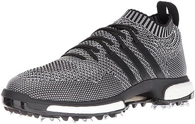 354504ece61e adidas Men s TOUR360 Knit Golf Shoe core Black Grey Three FTWR White 7  Medium US