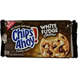 Chips Ahoy! Cookies (Chunky White Fudge Chocolate Chip, 11.75-Ounce Pack)