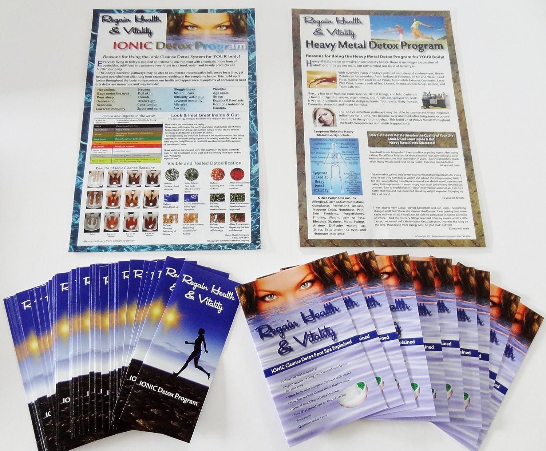 Amazon ion detox ionic foot bath spa chi cleanse promotional amazon ion detox ionic foot bath spa chi cleanse promotional package to increase your sales health personal care nvjuhfo Choice Image