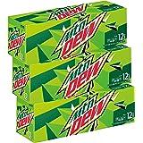 Mountain Dew Soda, Fridge Pack Bundle, 12 fl oz, 36 Cans