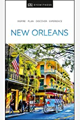 DK Eyewitness New Orleans (Travel Guide) Kindle Edition