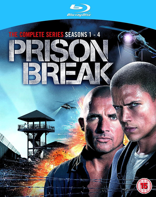 Prison Break - Complete Season 1-4 [Blu-ray]: Amazon.de: DVD & Blu-ray