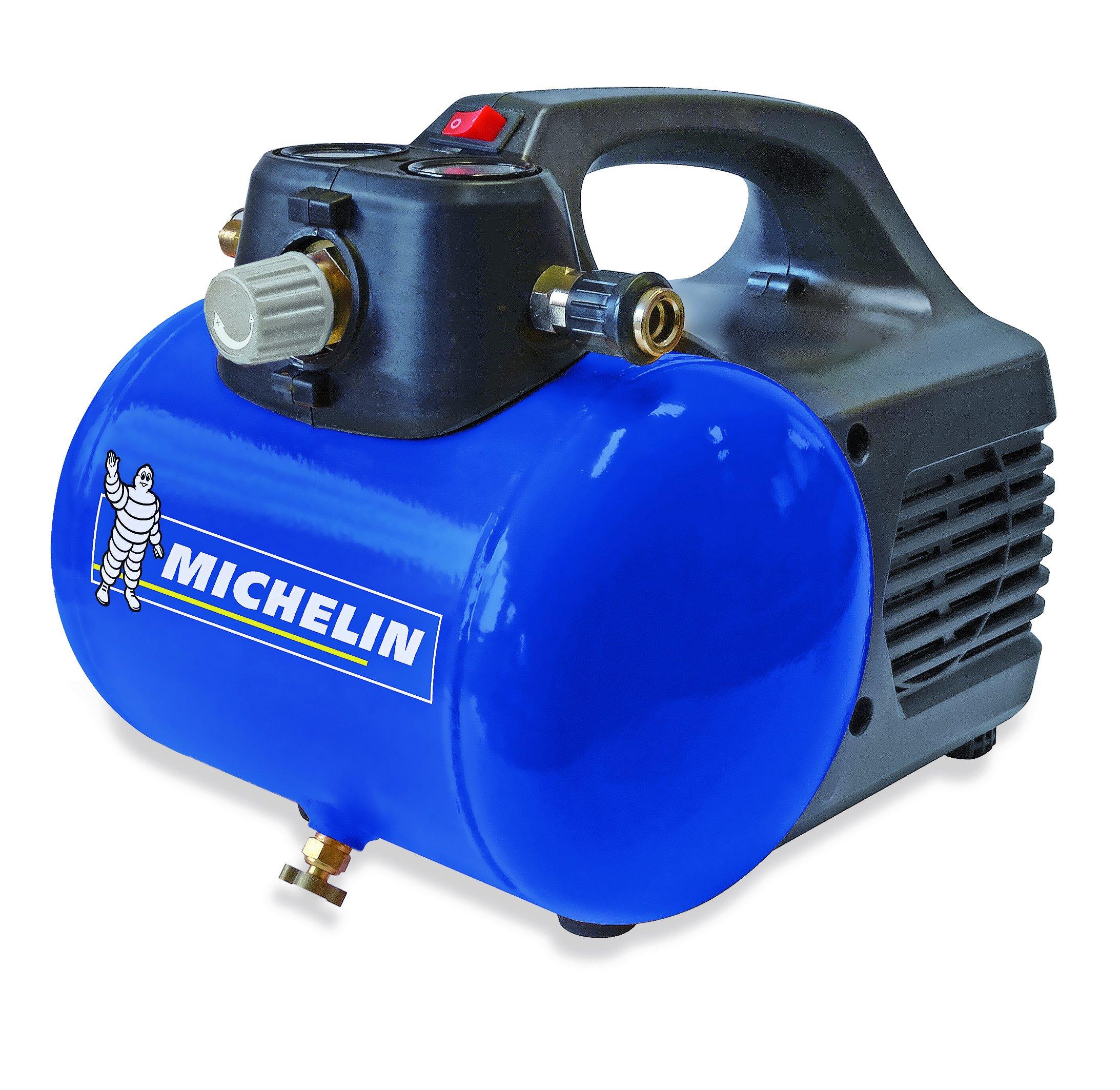 Michelin CA-MBL6Compressor 6Lt. 8 bar, 33 litres/min, 0.4HP