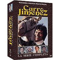 Curro Jimenez, Serie Tve Completa Restaurada 14dvd