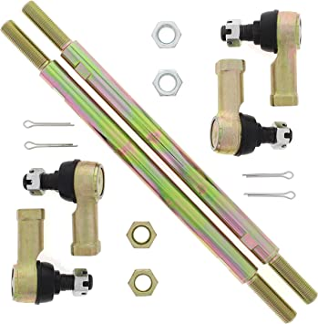 All Balls Tie Rod Ends for Yamaha GRIZZLY 450 4x4 2007-2012