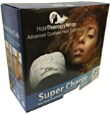 Hair Therapy Casque Chauffant sans Fil Brun